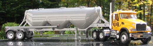 Concrete bulk tanker 2