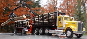 logger truck